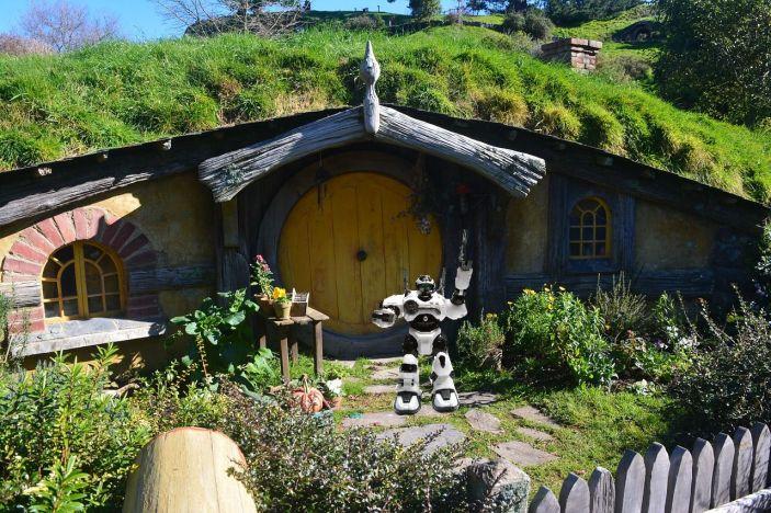 Hobbit robot