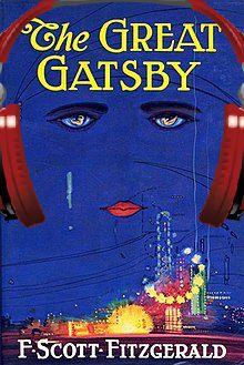 The Great Gatsby headphones music