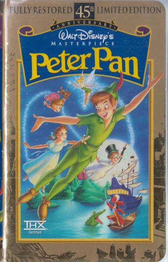 PeterPan_MasterpieceCollection_VHS