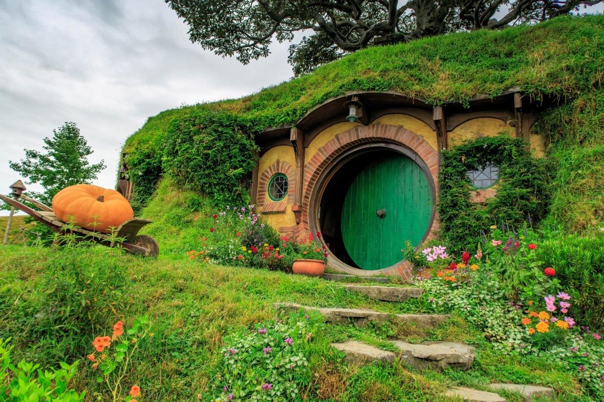 Hobbit Bilbo Baggins J.R.R. Tolkien