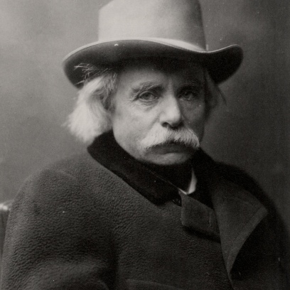 (My man Grieg rocking an epic hat)